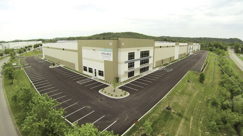 Brooks Logistics Center - 167 International Boulevard - Industrial - Lease