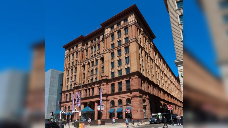 The Bourse Building - Office - Lease