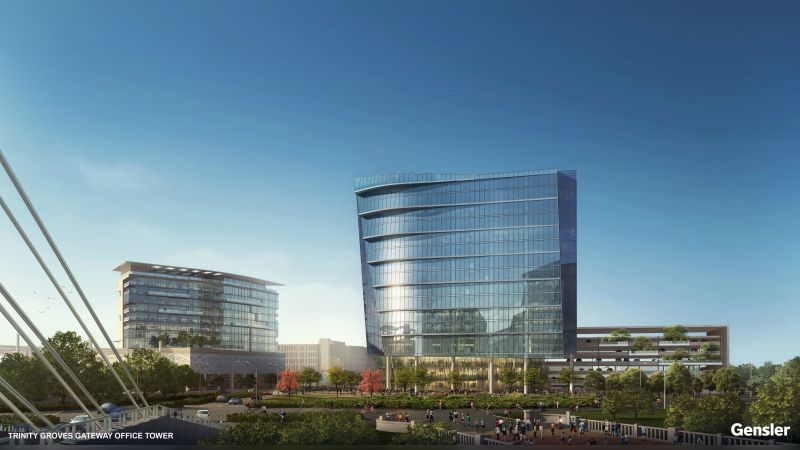 Trinity Groves Tower - Office - Lease
