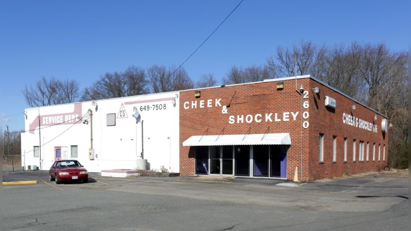 2600-2602 Mechanicsville Turnpike - Retail - Sale