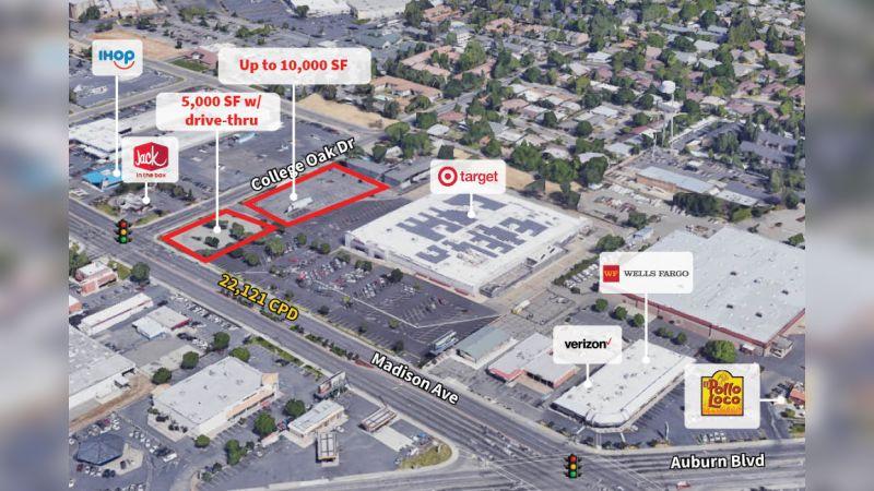 5001 Madison Avenue - Retail - Sale