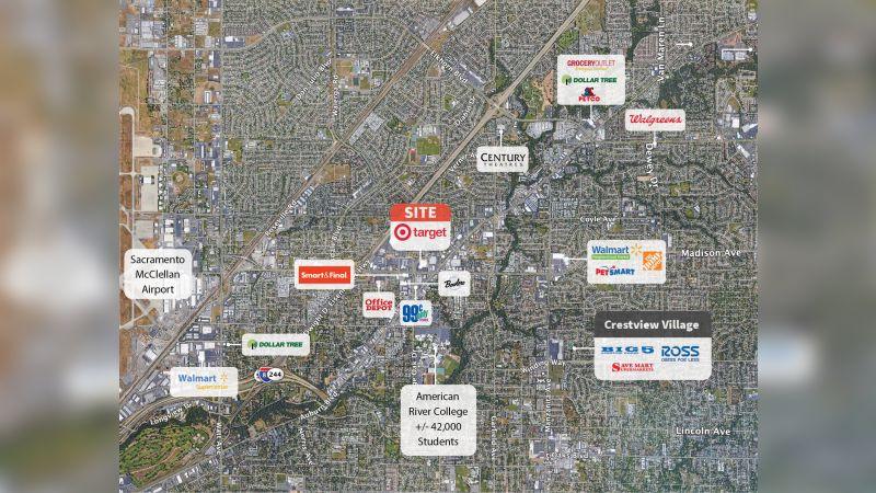 5001 Madison Avenue - Retail - SaleLease