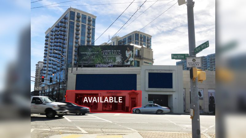3077 Peachtree Road - Retail - Lease