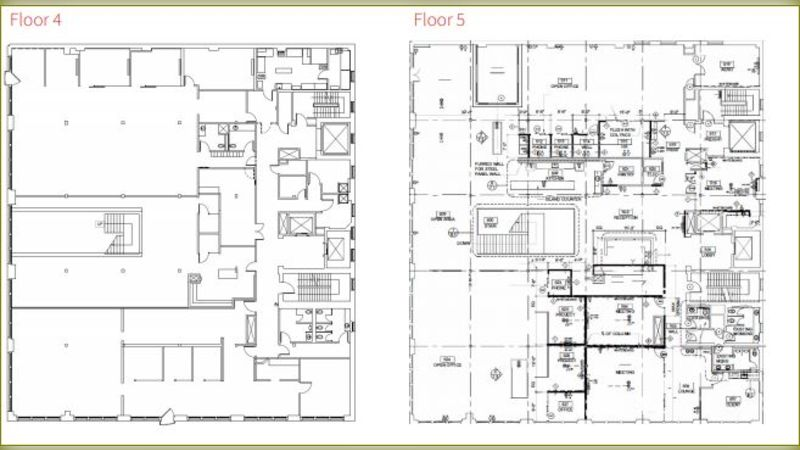 Harold Poll - Office - Sublease