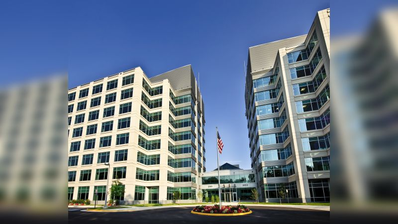 Dulles View South - Office - Lease