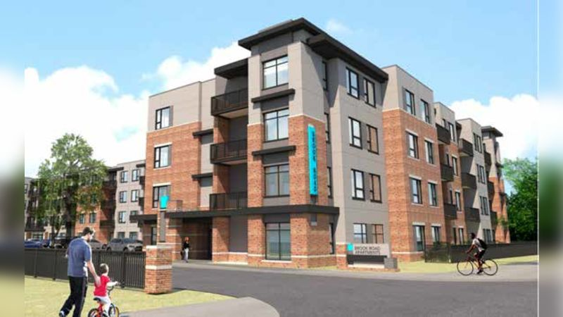 Brook Road Apartments - Multifamily - Sale