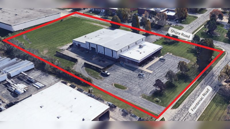 1101 Frontenac Rd - Industrial - Sale