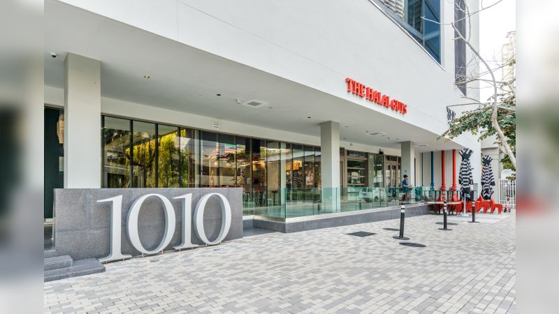 1010 Brickell - Retail - Lease