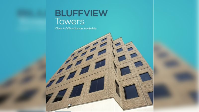 Bluffview Towers- West - Office - Lease