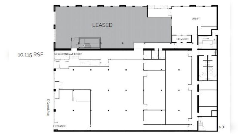 430 E Grand Ave - Office - Lease