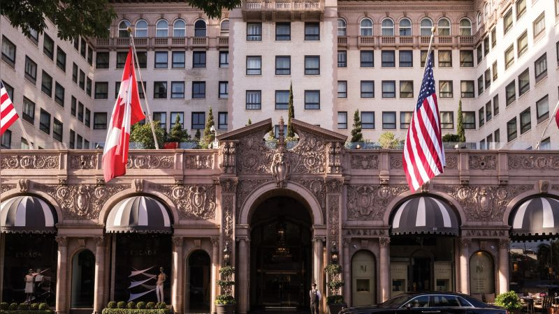 Beverly Wilshire Hotel - Retail - Lease