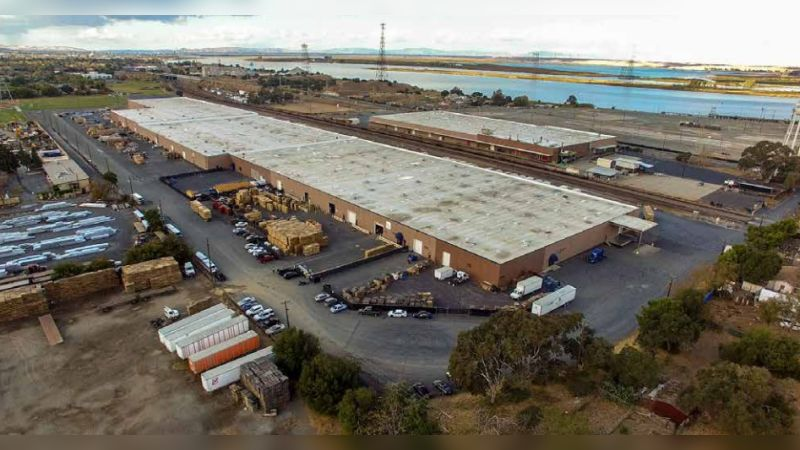 Antioch Distribution Center - Industrial - Lease