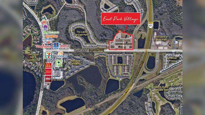 East Park Village - Retail - Lease