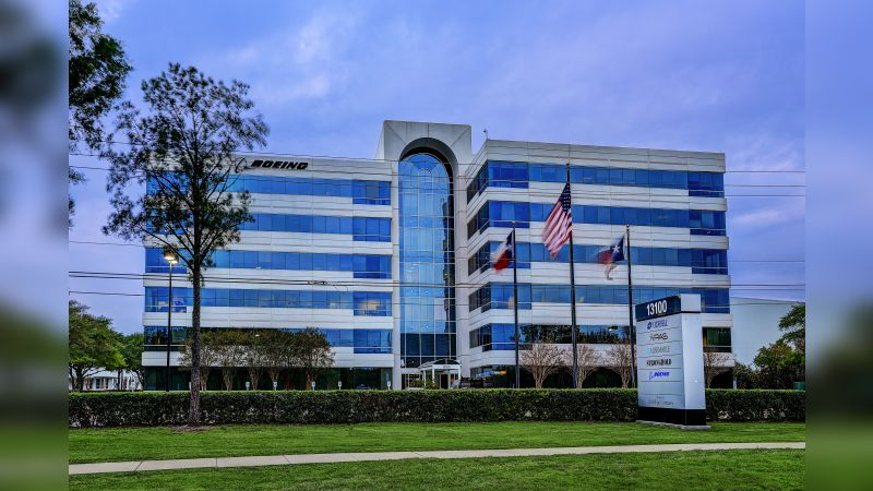 The Boeing Company - Office - Lease