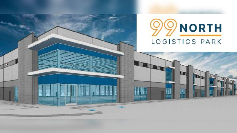 99 North Logistics Park - Industrial - Lease
