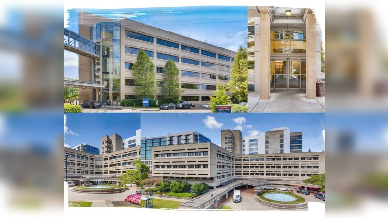 1500 Northeast Irving Street - Office - Lease
