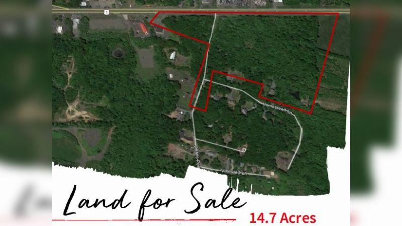 Route 1 & Deans Pond Lane W - Land - Sale