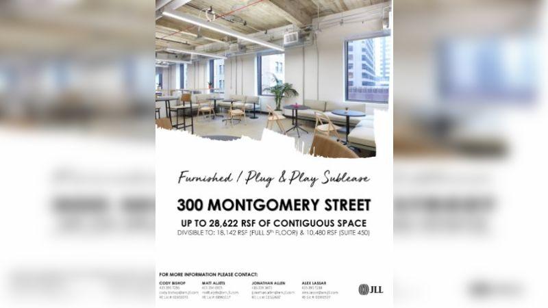 300 Montgomery Street - Office - Lease