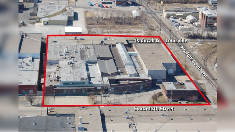 1400 South 13th Street - Industrial - Sale