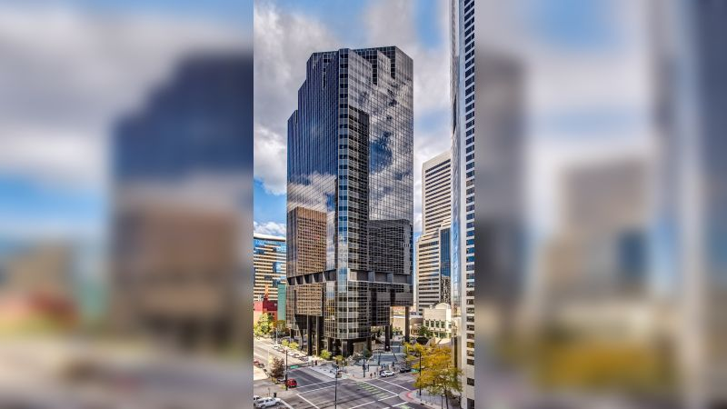 Granite Tower - Office - Sublease, Lease