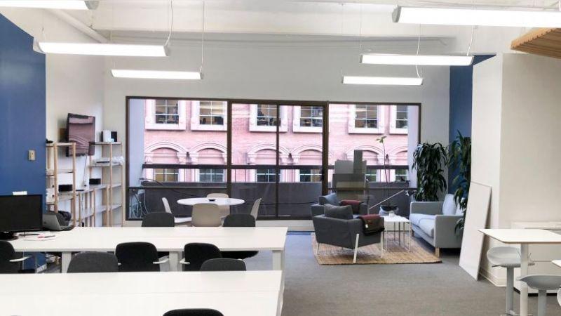 735 Montgomery Street - Office - Sublease