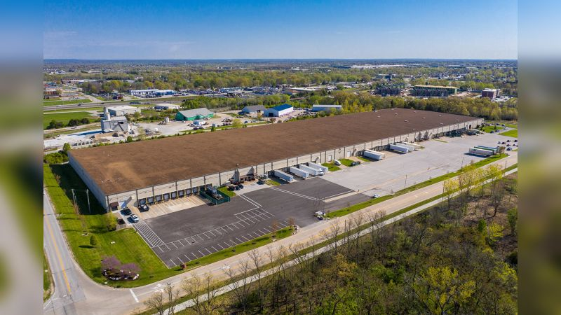 Wentzville Distribution Center - Industrial - Lease