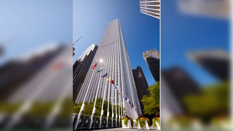 Aon Center - Office - Lease