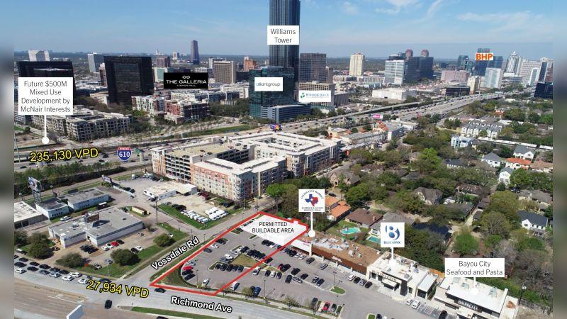 4730 Richmond Avenue - Retail - Lease