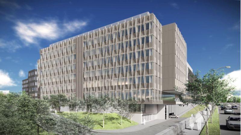 Uptown Gateway - Building 1 - Office - Lease