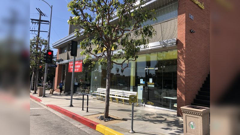 145 South Barrington Avenue - Retail - Lease
