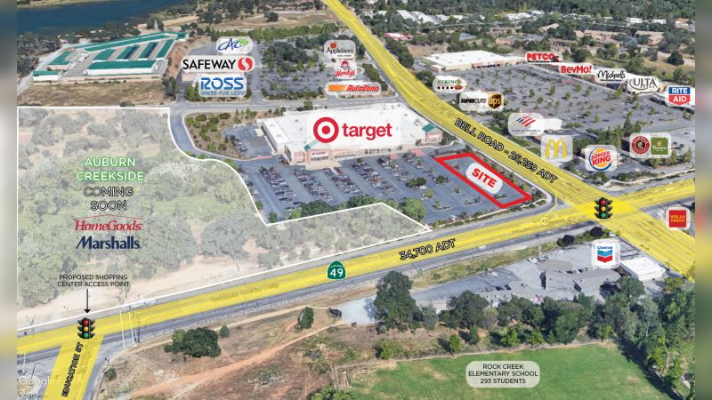 2700 Bell Rd. - Retail - Sale
