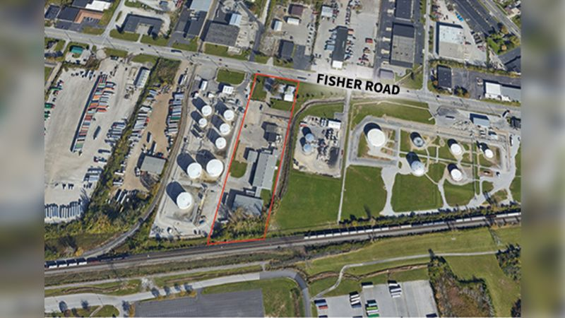 3843 - 3849 Fisher Road - Industrial - Sale