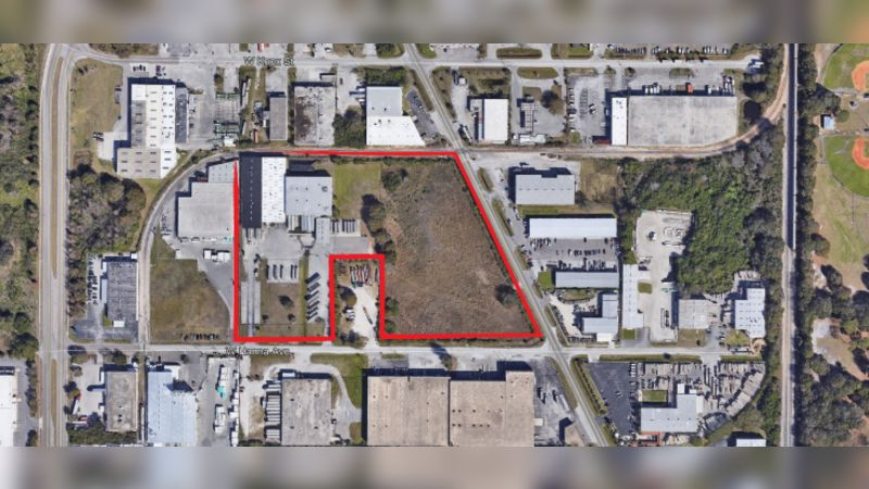 5025-5125 W. Hanna Ave. - Industrial - Sale