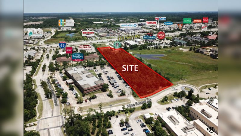 Pine Forest Dr, South of Vision Park - Retail - Sale