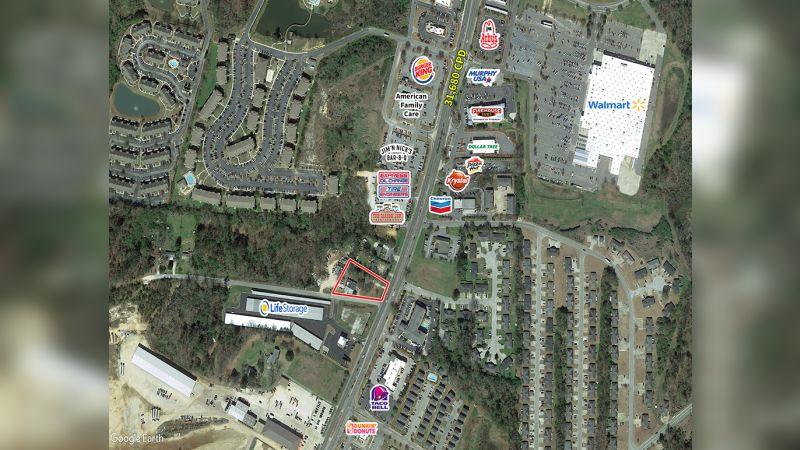 S College Street Land - Retail - Sale
