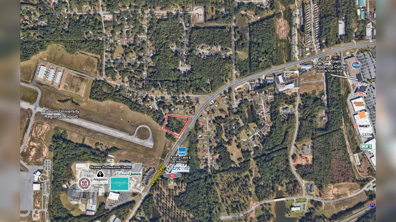Auburn-Opelika Raw Land - Retail - Sale