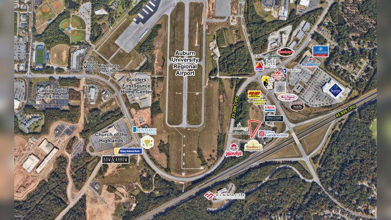 Hilton Garden Drive Land - Retail - Sale