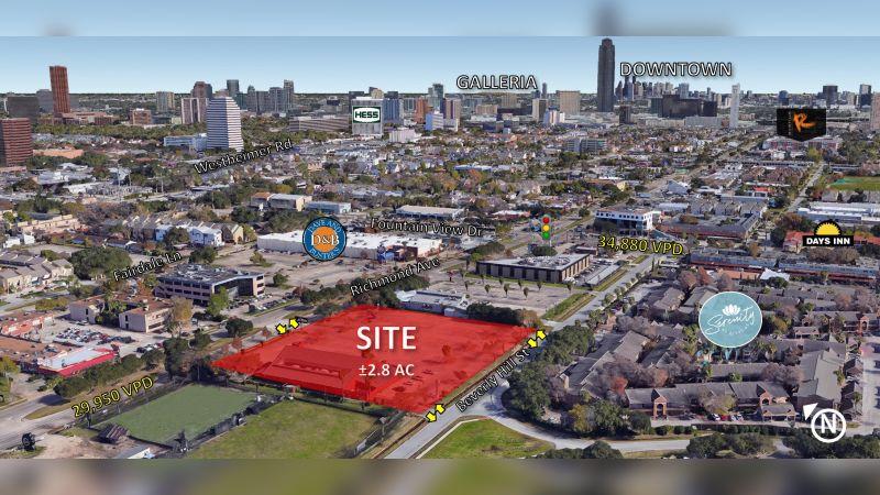 6101 Richmond Avenue - Retail - Sale