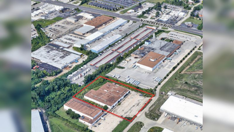 6038 North Lindbergh Boulevard - Industrial - Sale