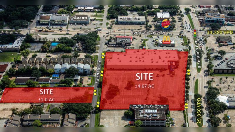 6010 Richmond Avenue - Retail - Sale