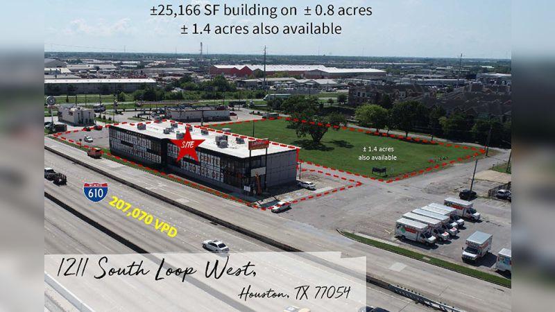 1211 South Loop West - Retail - Sale