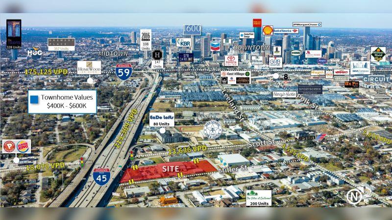 3611 Gulf Freeway - Retail - Sale