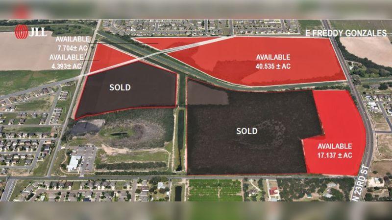 McAllen Land Tract - Land - Sale