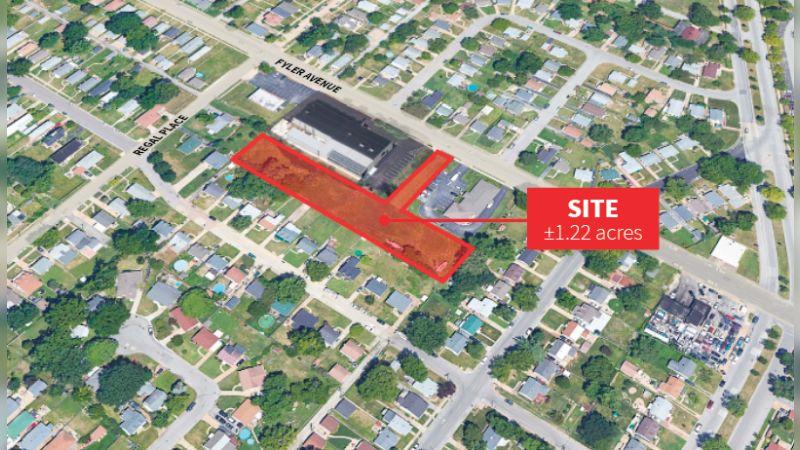 5540 Fyler Avenue - Land - Sale