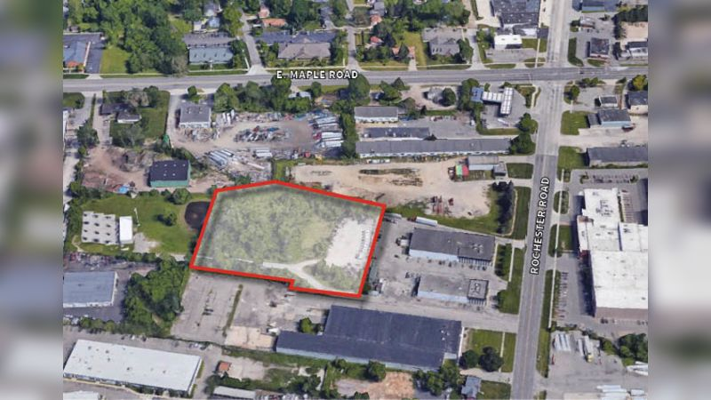 1339 Rochester Road - Land - Sale