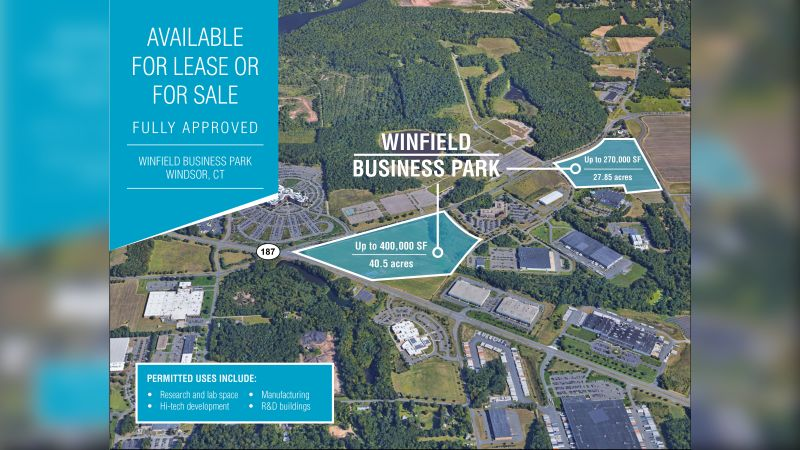 Winfield Business Park - Industrial - Sale