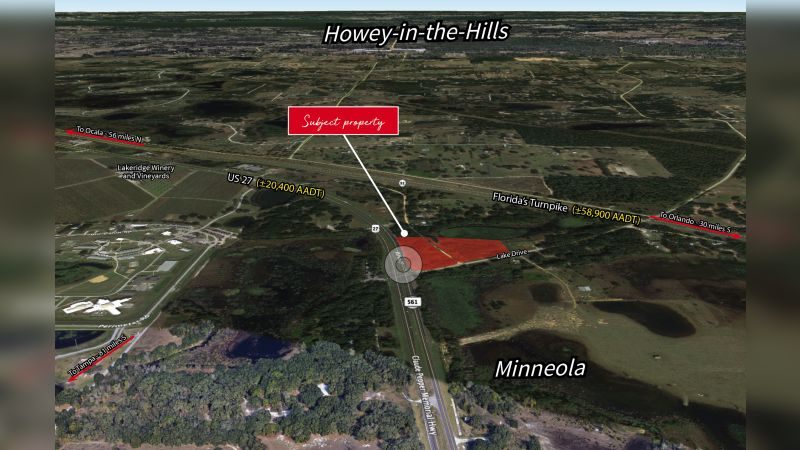 U.S. Highway 27 & County Rd 561 - Retail - Sale