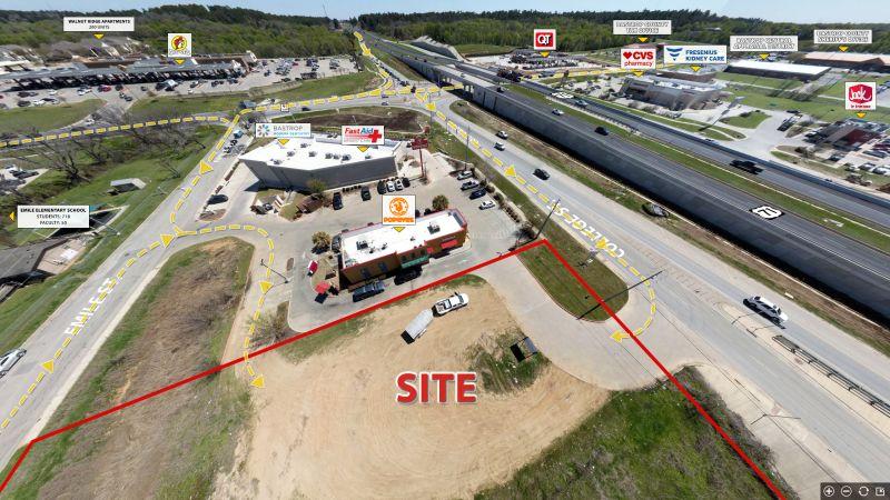 Bastrop Pad Site - Retail - Sale