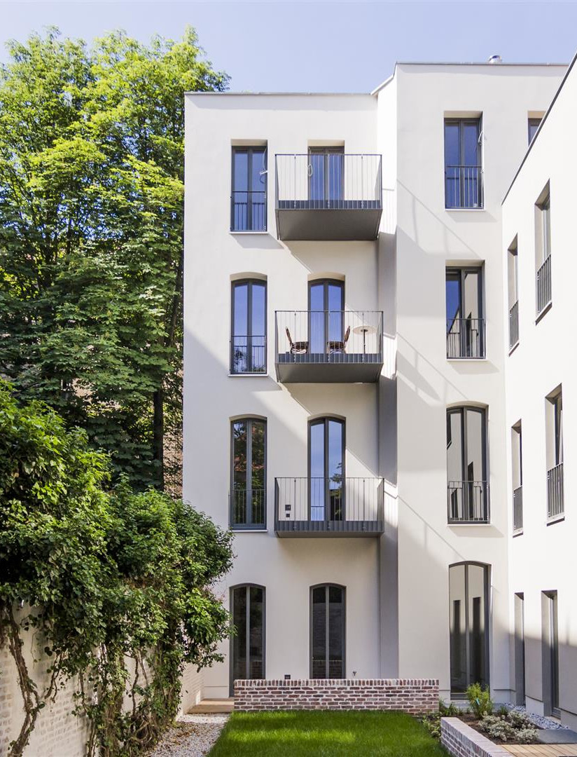 Exklusive Eigentumswohnungen in historischem Fabrikgebäude