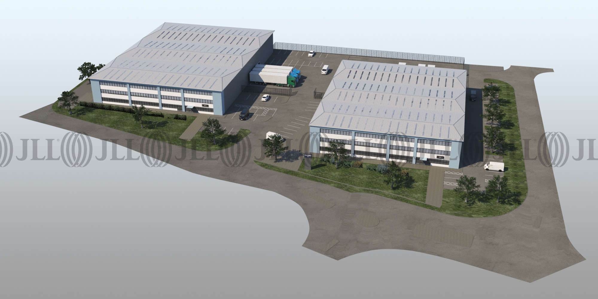 Industrial Andover, SP10 5LH - Blueprint, Plot 35, Walworth Business Park